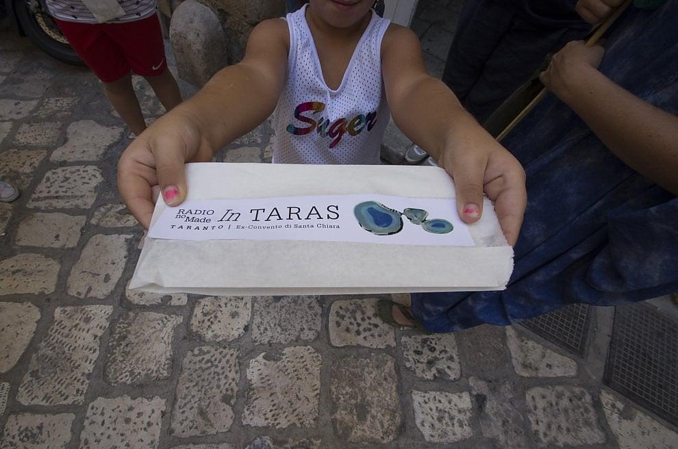 Public scape, a Taranto i monumenti adottano le opere degli artisti