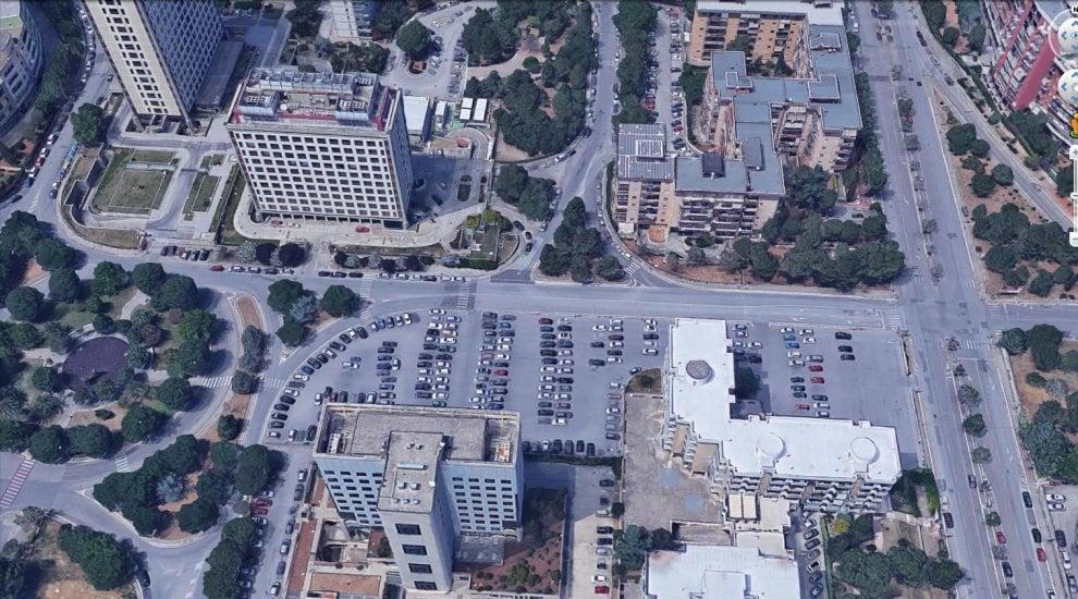 Bari, come sarà il Palagiustizia nell'ex palazzo Telecom: aule, celle e uffici in 15 piani