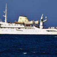 Otranto, avvistato lo yacht di Onassis: costa 65mila euro al giorno