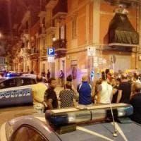Bari, agguato nel quartiere Madonnella: 28enne ferito a colpi di pistola. Non è grave