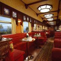 A Bari il Golden Eagle Danube Express: la crociera ferroviaria fa tappa in stazione