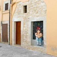 Corato, le edicole votive trasformate dalla street art: è il festival 'Verso Sud'