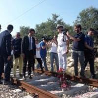 Scontro fra treni, la sorella di una vittima al ministro: