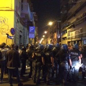 Bari, aggressione squadrista al quartiere Libertà: feriti i
