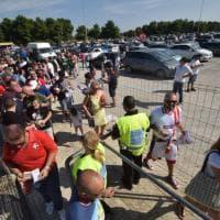 Bari, 12mila tifosi al San Nicola per l'esordio in casa