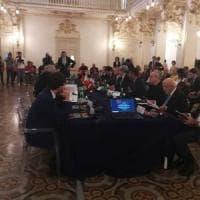 Bari, al Petruzzelli vertice bilaterale Italia-Russia: istituzioni e imprenditori si incontrano