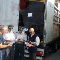 Brindisi, tir carico di merce contraffata fermato al porto: 4 denunciati