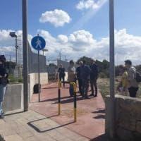 Bari, nuovo percorso pedonale per la stazione di Santo Spirito:
