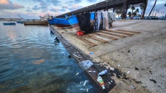 Legambiente e Repubblica insieme per Bari pulita: il 21 ottobre ripuliamo il molo San Nicola