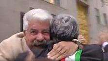 NY, l'emigrato barese  che abbraccia Emiliano