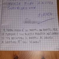 Scuola, a Bari un avviso sul diario per annunciare lo stop al tempo pieno.