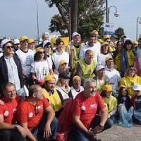 #oggiraccolgoio, Bari non si arrende: chili di rifiuti recuperati da Legambiente