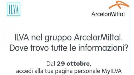 Ilva di Taranto, 10mila operai sapranno con un'app se saranno assunti o in cassintegrazione