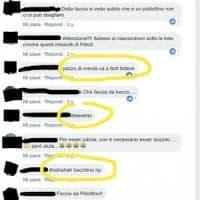 Gasdotto, su Facebook insulti e minacce contro i No Tap: