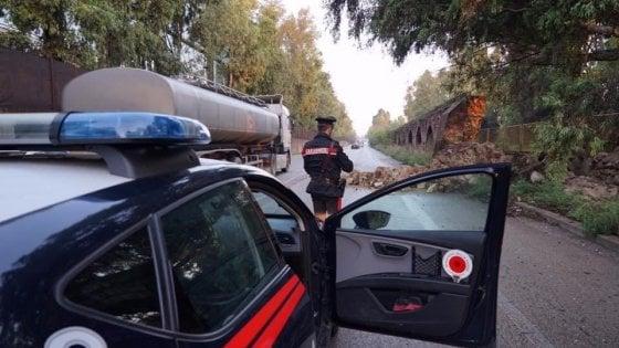Taranto, crolla parte dell'antico Acquedotto del Triglio: non ha retto al maltempo