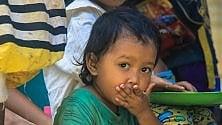 Foto, la mostra solidale  per i bimbi delle Filippine