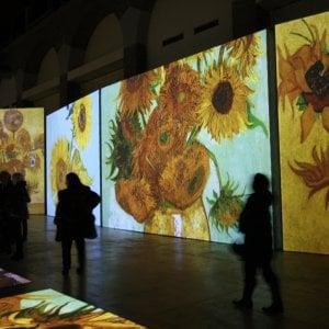 Van Gogh a Bari, al via l'ultima settimana di novembre al Margherita: biglietti a 14 euro