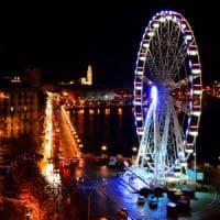 Bari, la ruota panoramica sarà inaugurata il 16 novembre: appuntamento con la bellezza