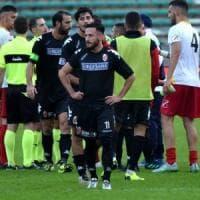 Calcio, il Bari pareggia 1-1 a Castrovillari: un punto sofferto ma resiste