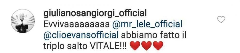 "Negramaro, auguri social a Lele. Giuliano Sangiorgi: ""E' un triplo salto vitale"""