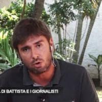 """M5S, Di Battista chiede scusa su Tap: """"Ho illuso i salentini, merito di essere messo al..."""