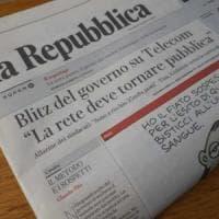 Repubblica assente in molte edicole della Puglia per guasto alla rotativa,