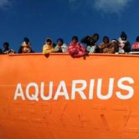 Sequestrata Nave Aquarius di Msf: