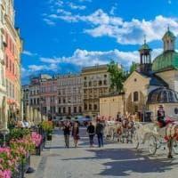 Un volo diretto Bari-Cracovia da maggio 2019, Wizz Air aumenta i collegamenti