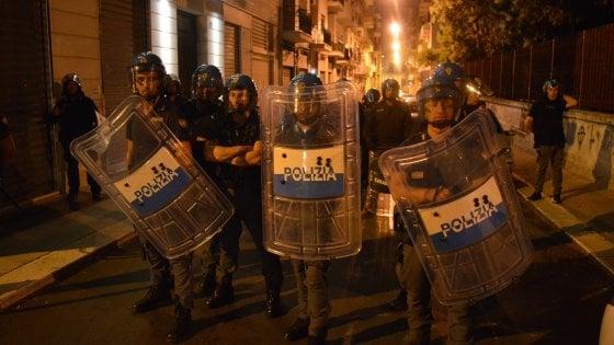 """CasaPound presenta le liste a Bari, l'ira della sinistra: """"Il blitz fascista impunito da due mesi"""""""