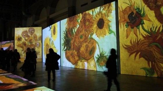 Bari, il 6 dicembre arriva Van Gogh: la mostra-show aperta dall'alba. Così rinasce il teatro Margherita
