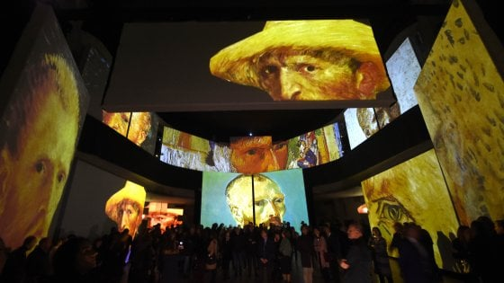 Bari, il teatro Margherita riaperto dopo 38 anni nel segno di van Gogh