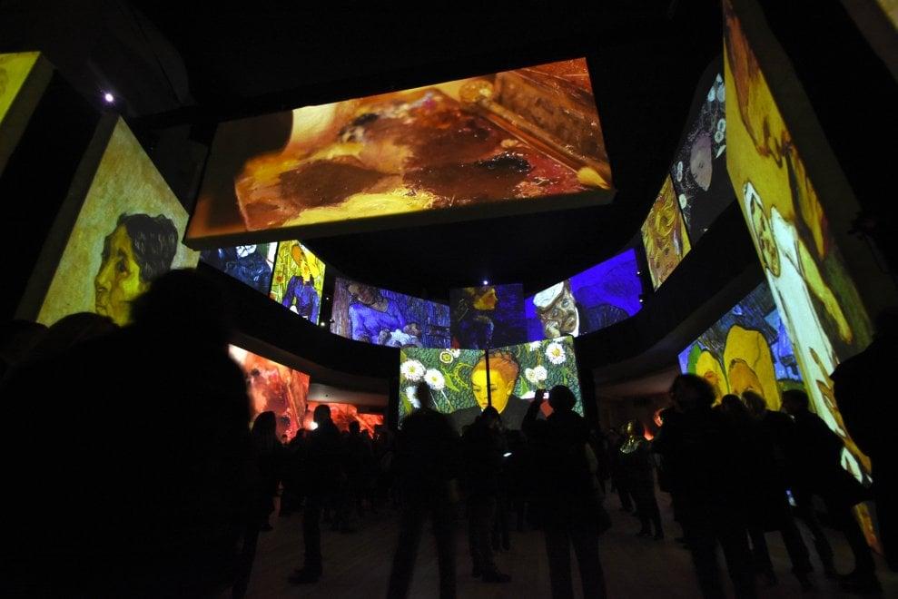 Van Gogh al Margherita di Bari, un viaggio di emozioni