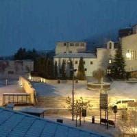Maltempo, in Puglia arriva la prima neve: temperature in picchiata dal Gargano al Barese