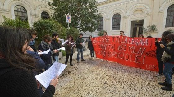 Università, a Bari anno accademico al via con il messaggio di Bussetti. Gli studenti: 'Briciole'