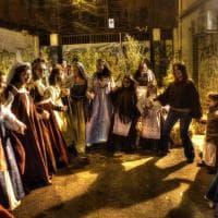 Bari, mercato medievale per la notte bianca di via Timavo