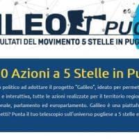 Politica, M5S Puglia lancia la piattaforma Galileo: