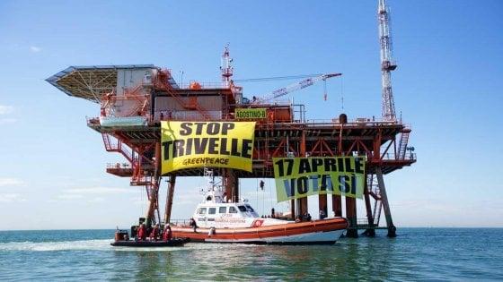 """Trivelle in mare, così il governo ha ignorato il 'no' della Puglia. I Verdi: """"Andremo in procura"""""""