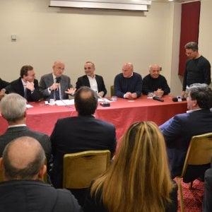 Elezioni comunali, a Bari Forza Italia sostiene l'ex Pd Di Rella alle primarie del centrodestra