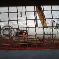 Gasdotto Tap, Salento blindato per l'arrivo della 'talpa' che scaverà il tunnel sotto la spiaggia