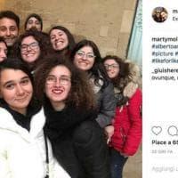 Lecce, tutti pazzi per Alberto Angela: è record di selfie