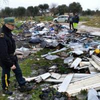 Bari, con i Rangers nelle periferie trasformate in discariche
