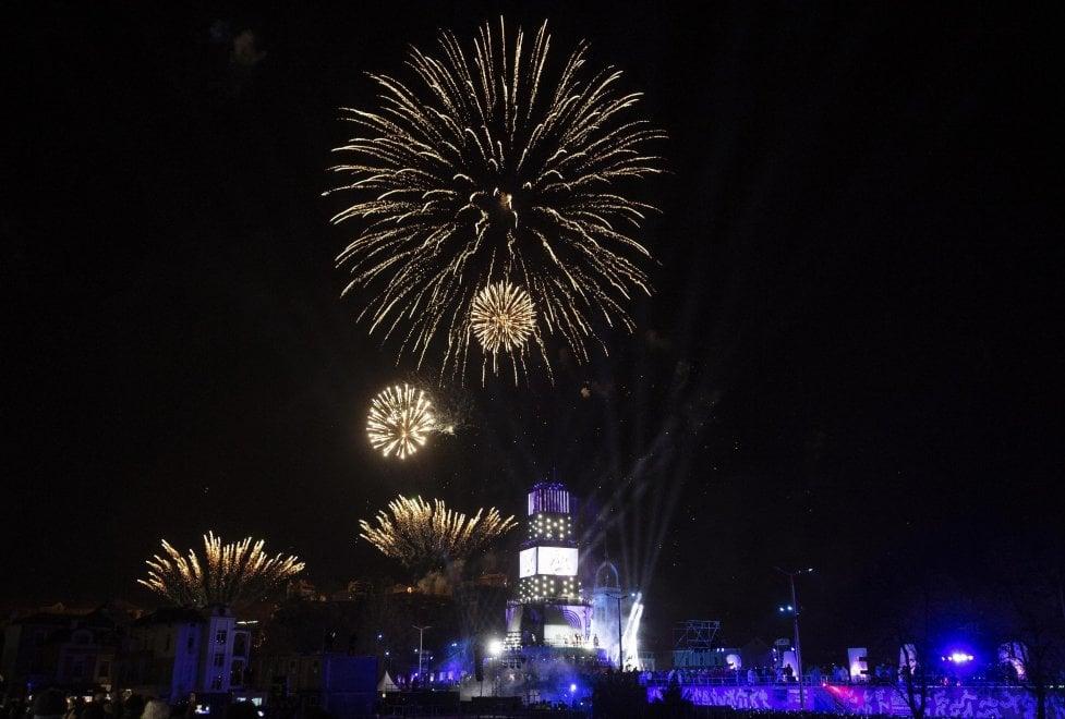 Matera 2019: ecco la festa inaugurale di Plovdiv, l'altra Capitale della cultura