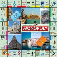 """Monopoly, la versione barese del gioco da tavolo: tra gli imprevisti c'è lo """"scippo"""""""