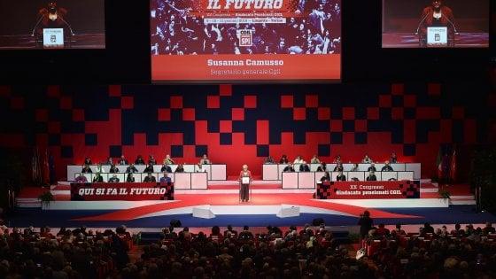A Bari il congresso nazionale Cgil, in arrivo in Fiera 860 delegati e 1.500 ospiti