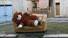Quando l'orso di peluche  è un rifiuto ingombrante