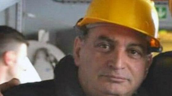 Taranto, è morto il sottufficiale della Marina ferito durante l'ormeggio della fregata Bergamini