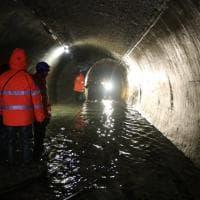 Acquedotto pugliese, l'intervento record per riparare la condotta