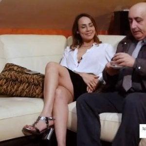 Dalle 'cene eleganti' con Berlusconi a Sanremo: il ritorno dell'Angiolina Jolie di Bari