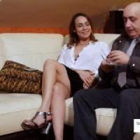 Dalle 'cene eleganti' con Berlusconi a Sanremo: il ritorno dell'Angiolina