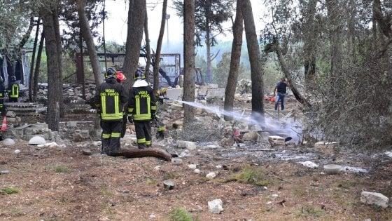 Bari, esplosione nella fabbrica di fuochi d'artificio: titolare sopravvissuto patteggia 4 anni